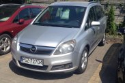 Opel Zafira 1.9 CDTI MR`06