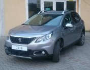 Peugeot 2008 Pure Tech 1,2 benzyna SUV  2018 rok